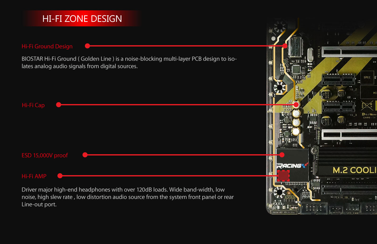 Intel Z370 Series Large Screenshoot Of Merlin Pcb Designer Hi Fi Zone Design For An Exceptional Audio Experience