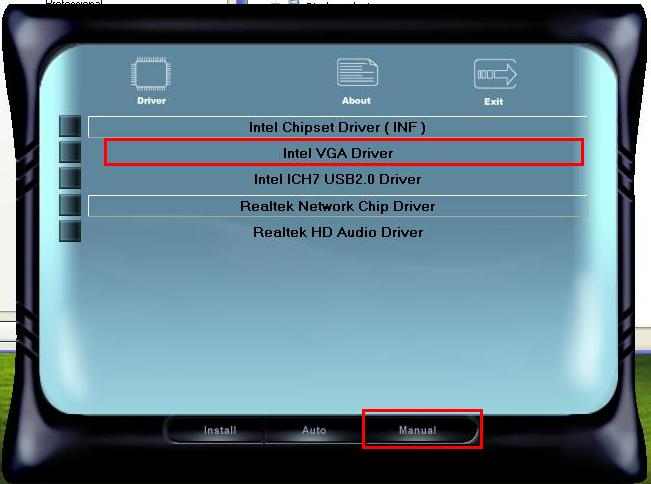 How to install HDMI audio driver on G41D3 motherboard when use