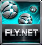 FLY.NET logo