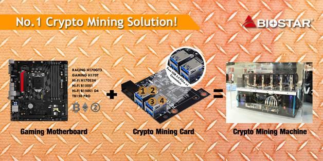 Crypto Mining Solution