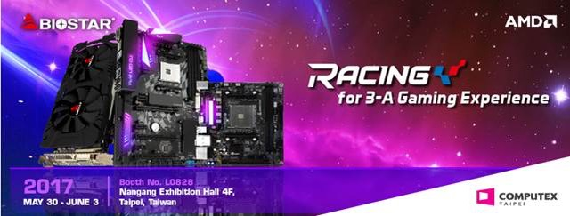 Racing for 3-A Gaming Experience
