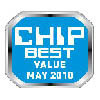"Biostar H55 HD received ""Best Value"" on Chip Magazine India, May issue"
