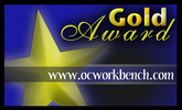 "Biostar Hi-Fi A85X received ""Gold Award"" on ocworkbench.com:"