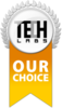 "Biostar TZ77B received ""Our Choice Award"" on www.techlabs.by website, Russia:"