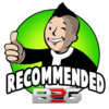 "Biostar Hi-Fi Z87X 3D received ""Recommended Award"" on www.back2gaming.com:"