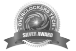 "Biostar NM70I-1037U received ""Silver Award"" from www.overclockerstech.com:"