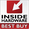 "Biostar NM70I-1037U received ""Best Buy Award"" from Inside Hardware, Italy:"