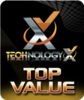 "Biostar Hi-Fi Z97WE received ""Top Value Award"" from www.technologyx.com website:"