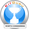 "Biostar Hi-Fi Z97WE received ""Worth Considering Award"" from Kitguru.net:"