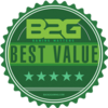"Biostar H81MHV3 received ""Best Value Award"" from www.back2gaming.com:"