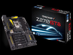 RACING Z270GT8 motherboard for gaming