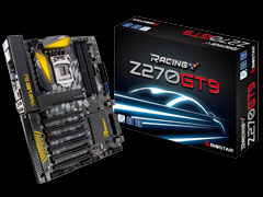 RACING Z270GT9 motherboard for gaming