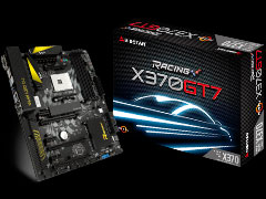 RACING X370GT7 motherboard for gaming