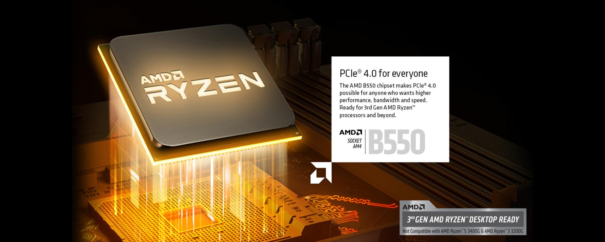 B450GTQ PCIe4.0