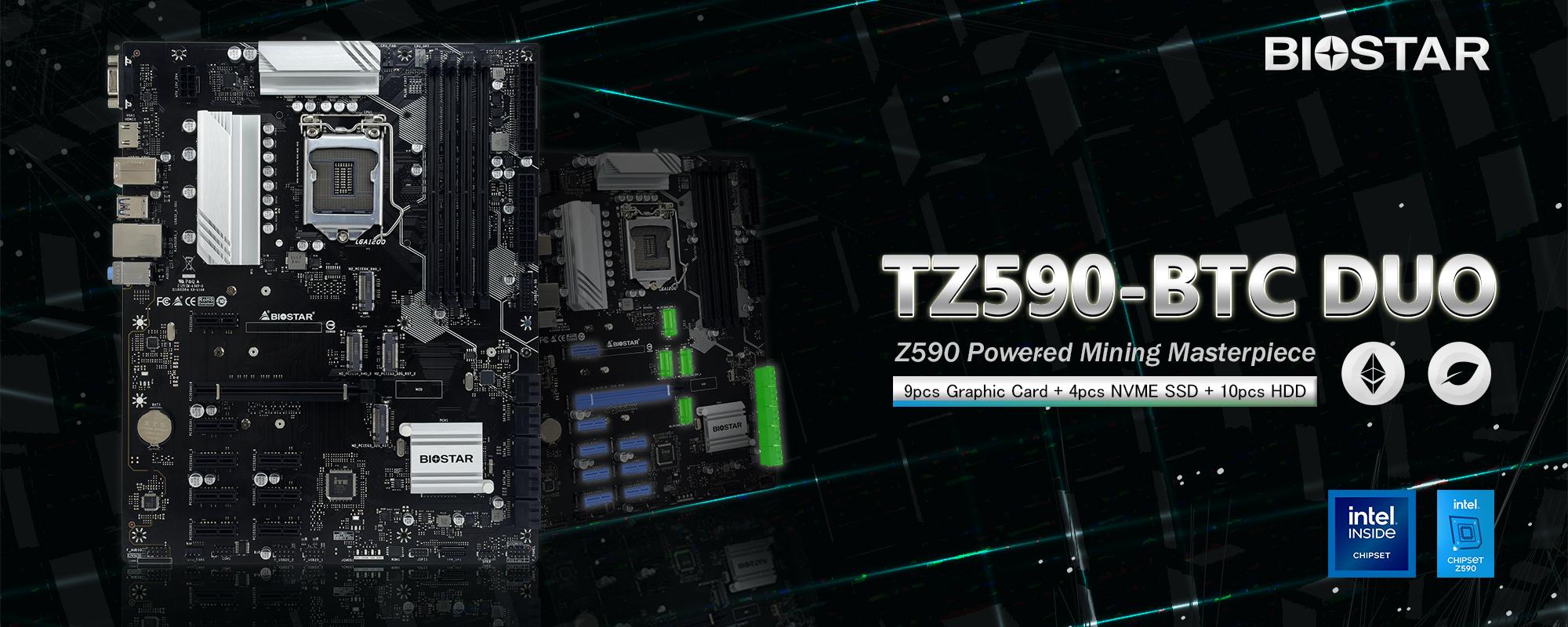 TZ590-BTC DUO