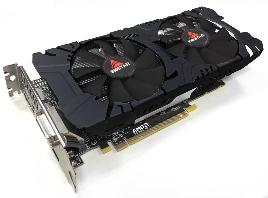 VGA/GPU Manufacturer - BIOSTAR Group