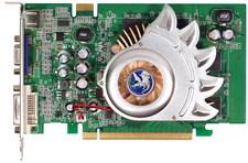 7600 GT 256 ΜΒ  nVidia Biostar