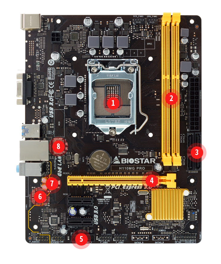 BIOSTAR H110MG PRO MOTHERBOARD DRIVERS FOR WINDOWS MAC