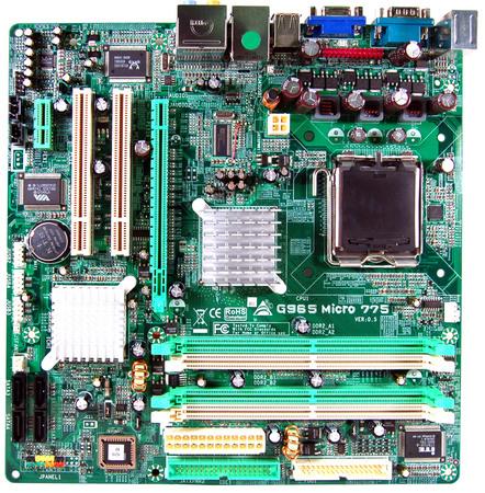 G965 Micro 775