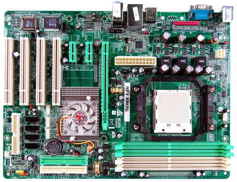 NF4 AM2G AMD Socket AM2 gaming motherboard