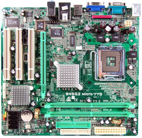 945GZ Micro 775 INTEL Socket 775 gaming motherboard