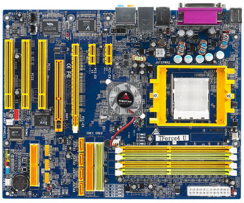 BIOSTAR TFORCE4 MOTHERBOARD WINDOWS 7 DRIVERS DOWNLOAD