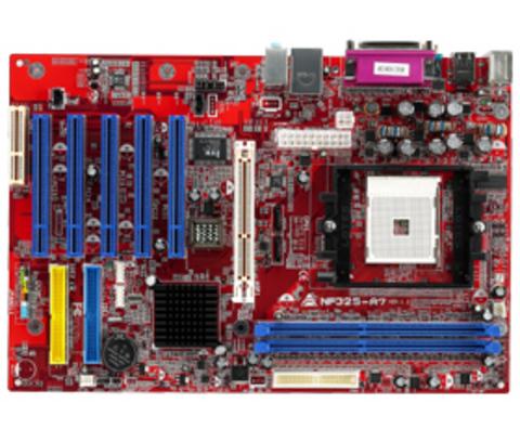 NF325-A7 V1.0/1.1 AMD Socket 754 gaming motherboard