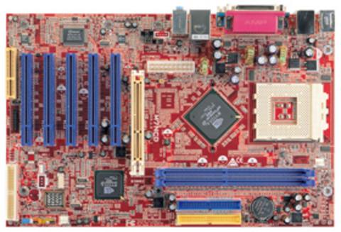 M7NCD AMD Socket A gaming motherboard
