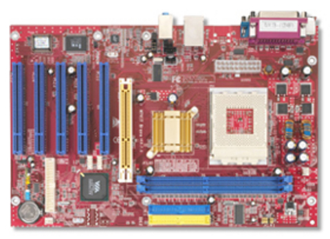 M7VIT Bravo AMD Socket A gaming motherboard