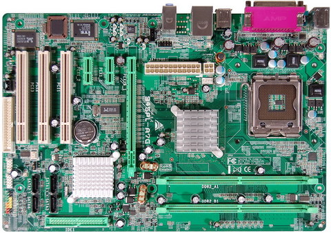 945PL-A7G INTEL Socket 775 gaming motherboard