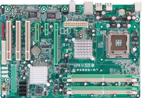 P35D2-A7 INTEL Socket 775 gaming motherboard