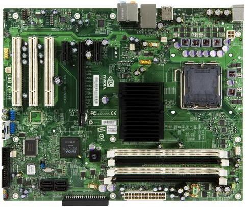 TF650i Ultra-A7 INTEL Socket 775 gaming motherboard