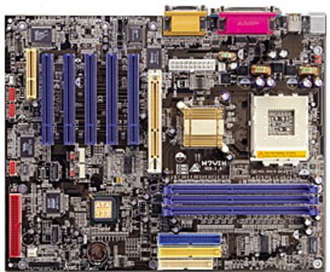 M7VIK AMD Socket A gaming motherboard
