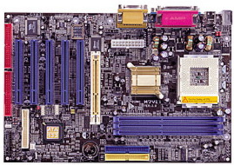 M7VIT AMD Socket A gaming motherboard