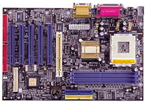 M7VIT AMD Socket A gaming motherboard