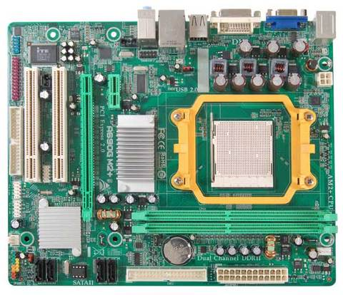 A690G M2+ AMD Socket AM2+ gaming motherboard