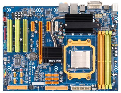 TF8200 A2+ AMD Socket AM2+ gaming motherboard