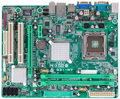 G31-M7 V6.1 INTEL Socket 775 gaming motherboard