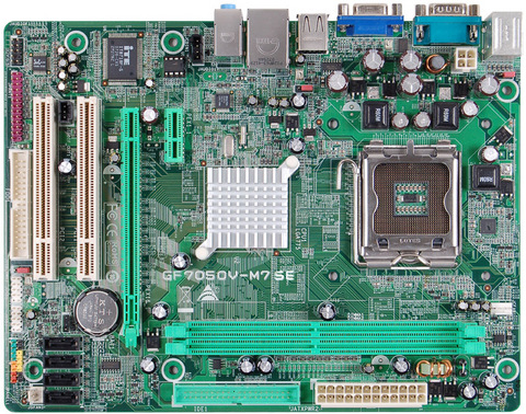GF7050V-M7 SE INTEL Socket 775 gaming motherboard