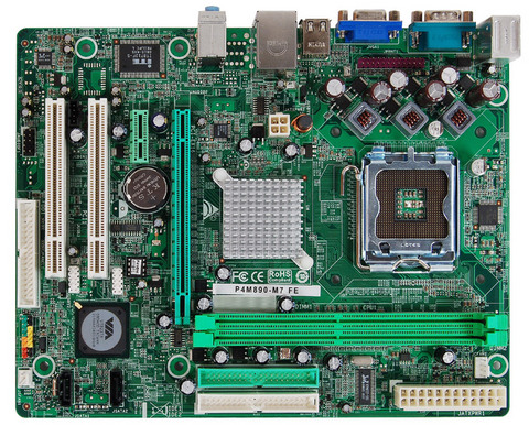 P4M890-M7 FE INTEL Socket 775 gaming motherboard