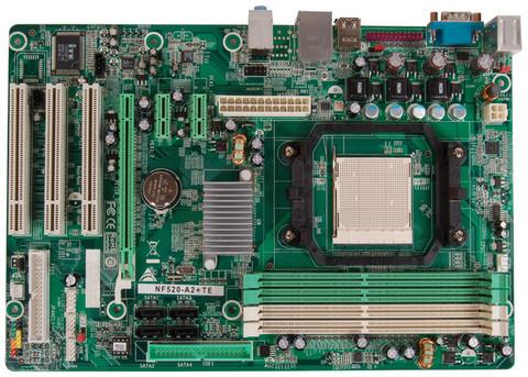 NF520-A2 TE AMD Socket AM2 gaming motherboard