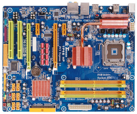 TP45 HP INTEL Socket 775 gaming motherboard