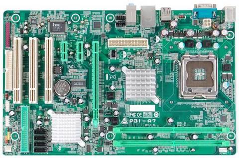 P31-A7 INTEL Socket 775 gaming motherboard