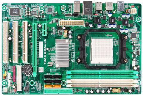 NF720D A2G+ AMD Socket AM2+ gaming motherboard