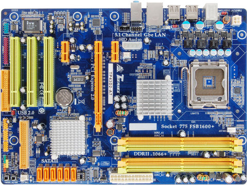 TP43D2-A7 INTEL Socket 775 gaming motherboard