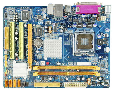 G41D-M7 INTEL Socket 775 gaming motherboard
