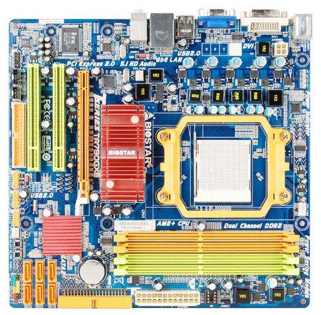 TA790GXE AMD Socket AM2+ gaming motherboard