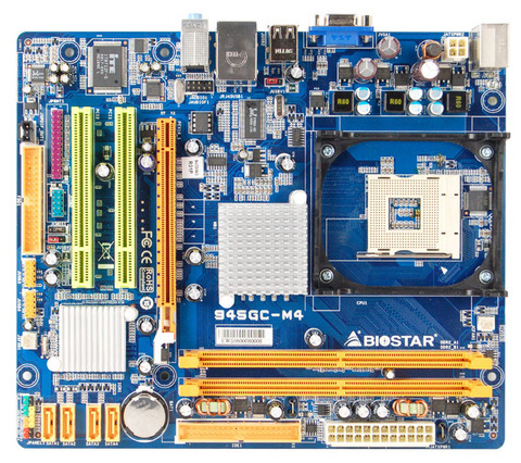 945GC-M4 INTEL Socket 478 gaming motherboard
