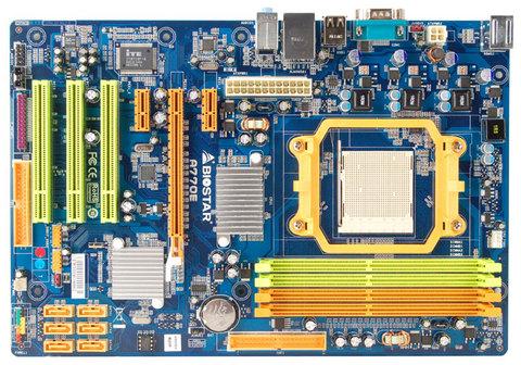 A770E AMD Socket AM2+ gaming motherboard