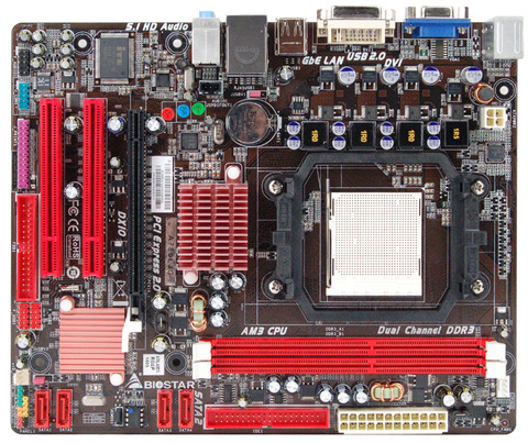 A780L3G AMD Socket AM3 gaming motherboard